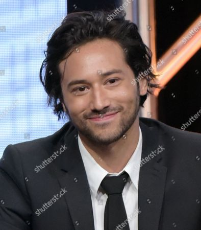 "Jesse Rath participates in the ""No Tomorrow"" panel during The CW Television Critics Association summer press tour, in Beverly Hills, Calif"