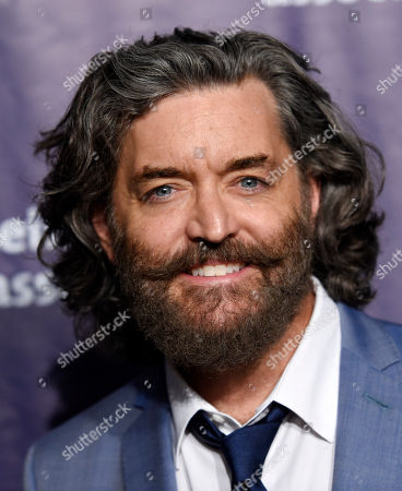 "Actor Timothy Omundson poses at the 23rd Annual ""A Night at Sardi's"" event to benefit the Alzheimer's Association, at the Beverly Hilton Hotel, in Beverly Hills, Calif"