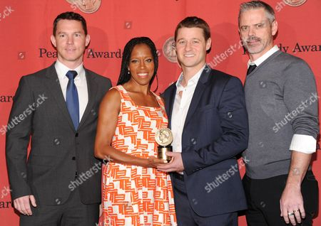 Editorial photo of 72nd Annual Peabody Awards, New York, USA