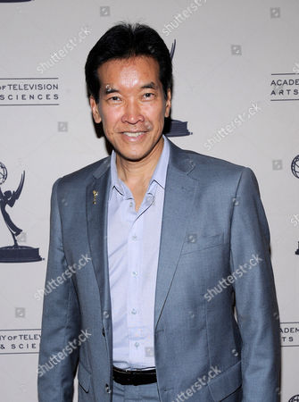 """OCTOBER 13: Actor Peter Kwong attends the Academy of Television Arts & Sciences Presents: """"An Evening Honoring Carl Reiner"""" at the Leonard H. Goldenson Theatre on in North Hollywood, California"""