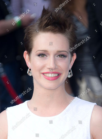 Editorial image of Britain World War Z World Premiere: Outside Arrivals