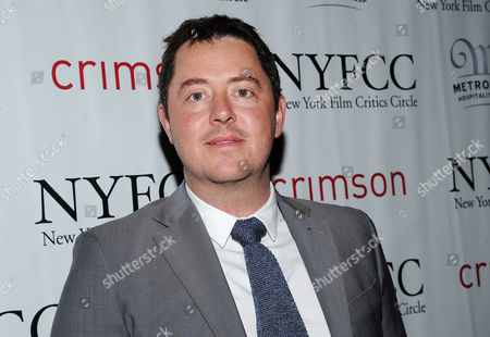 Best Cinematography winner Greig Fraser arrives at the New York Film Critics Circle awards dinner at the Crimson Club on in New York
