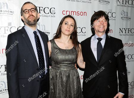 Editorial photo of Film Critics Circle Awards, New York, USA