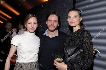 Editorial image of Film Festival The Hollywood Reporter Party, Berlin, Germany