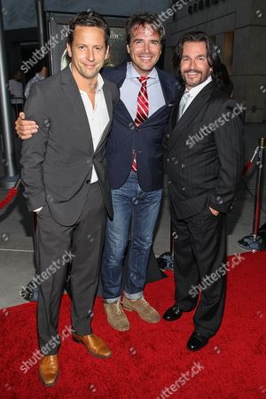 "Editorial photo of LA Premiere of ""Dark Tourist"" - Arrivals, Los Angeles, USA"