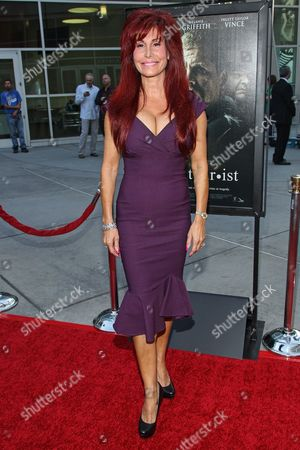 "Producer Suzanne DeLaurentiis arrives at the premiere of ""Dark Tourist"" at the ArcLight Cinemas on in Los Angeles"