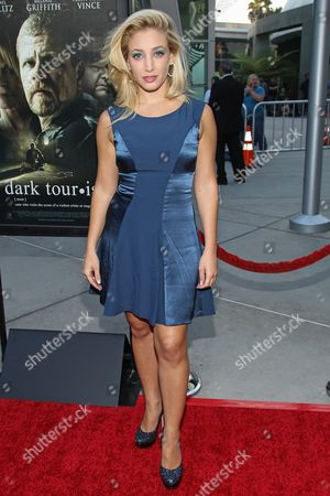 "Editorial image of LA Premiere of ""Dark Tourist"" - Arrivals, Los Angeles, USA"