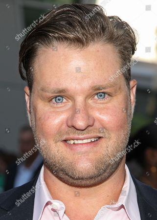 """Actress Zachery Ty Bryan arrives at the premiere of """"Dark Tourist"""" at the ArcLight Cinemas on in Los Angeles"""