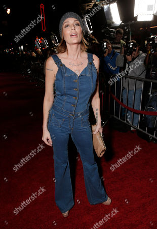"Georgina Cates attends the premiere of ""Jackass Presents Bad Grandpa"" at the TCL Chinese Theatre on in Los Angeles"