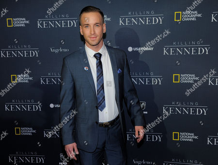 """Editorial picture of LA Premiere of """"Killing Kennedy"""", Beverly Hills, USA"""