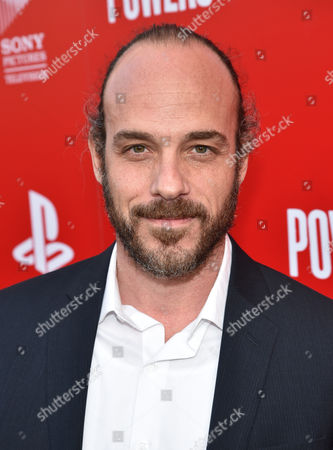 """Editorial image of Los Angeles Premiere Of PlayStation's Original Series """"Powers"""", Culver City, USA"""