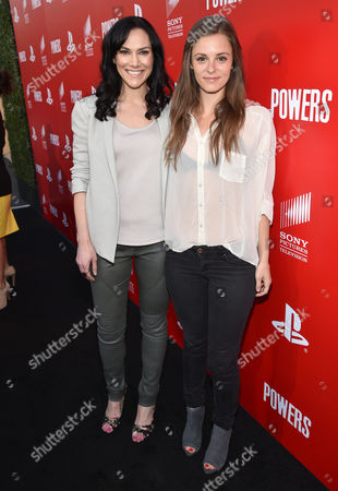 """Editorial picture of Los Angeles Premiere Of PlayStation's Original Series """"Powers"""", Culver City, USA"""