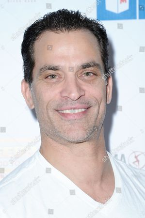 Jonathon Schaech attends the Milk + Bookies Annual Story Time Celebration, in Los Angeles