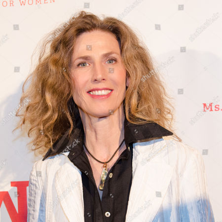 Stock Photo of Sophie B. Hawkins attends the Ms. Foundation for Women Gloria Awards at Cipriani 42nd Street on in New York