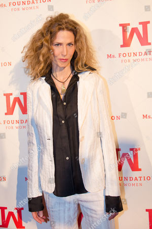 Sophie B. Hawkins attends the Ms. Foundation for Women Gloria Awards at Cipriani 42nd Street on in New York
