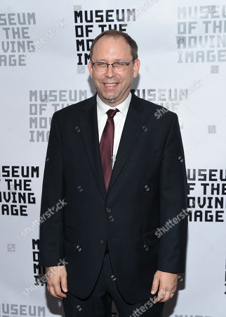 Museum of the Moving Image executive director Carl Goodman attend the Museum of the Moving Image's 2016 Industry Tribute at the St. Regis Hotel, in New York