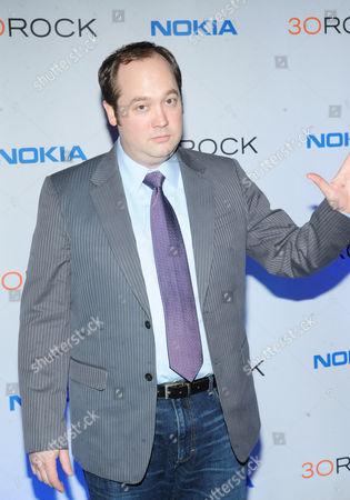 """John Lutz attends the Nokia """"30 Rock"""" wrap party on in New York"""