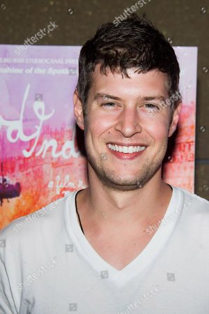 """Stock Photo of Max Lugavere attends the premiere of """"Mood Indigo"""" on in New York"""