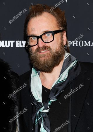 "Johan Lindeberg attends the premiere of ""Nymphomaniac: Volume I"" at The Museum of Modern Art on in New York"