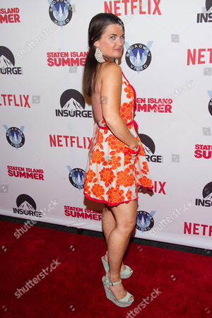 """Mary Birdsong attends the premiere of """"Staten Island Summer"""" at the Sunshine Landmark Theater, in New York"""