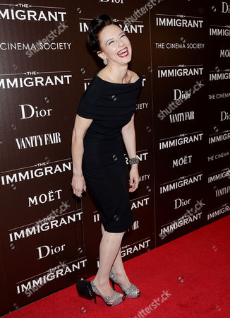 """Editorial photo of NY Premiere of """"The Immigrant"""", New York, USA"""