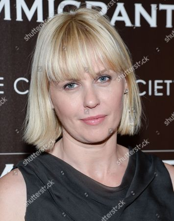 """Jicky Schnee attends the premiere of """"The Immigrant"""" hosted by The Weinstein Company with Dior and Vanity Fair at The Paley Center, in New York"""
