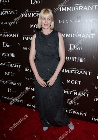 """Editorial picture of NY Premiere of """"The Immigrant"""", New York, USA"""