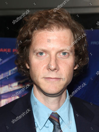 """Stock Image of Jake Paltrow attends a special screening of """"De Palma"""" at the DGA Theater, in New York"""