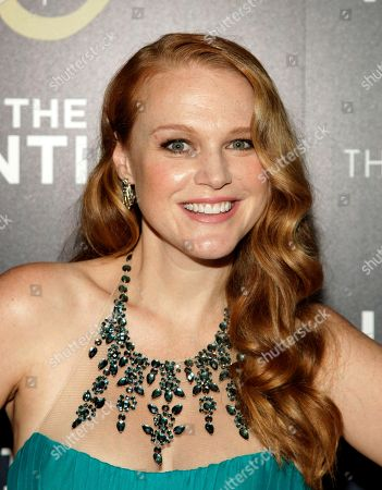 "Actress Erin Cottrell attends the premiere of ""The Identical"" on in New York"