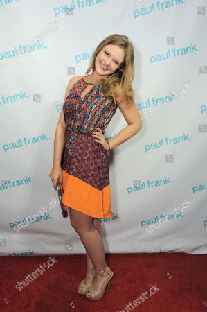 """Kaitlyn Jenkins at the Paul Frank """"Let's Have a Fun Day"""" Event for the 2013 Summer Collection, on Monday, April, 8th, 2013 in Los Angeles"""