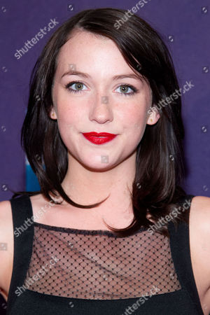 """Stock Photo of Bailey Anne Borders attends the premiere of """"Raze"""" during the 2013 Tribeca Film Festival on in New York"""