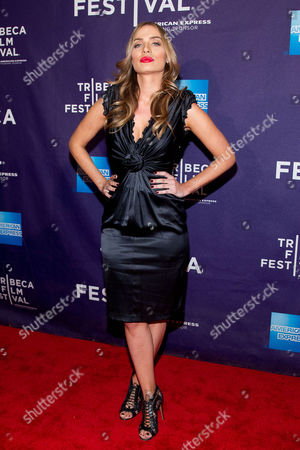 """Stock Image of Rebecca Marshall attends the premiere of """"Raze"""" during the 2013 Tribeca Film Festival on in New York"""