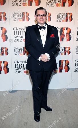 Editorial photo of The Classical BRIT Awards 2012, London, United Kingdom