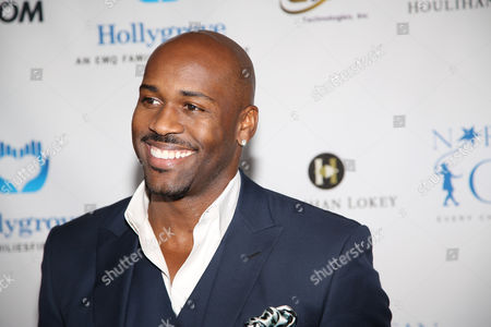 Dolvett Quince attends The Norma Jean Gala 2014 at The Paley Center for Media on in Beverly Hills, Calif