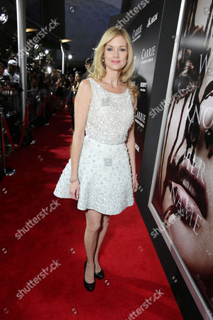 Editorial image of The World Premiere of MGM and Screen Gem's 'Carrie', Hollywood, USA