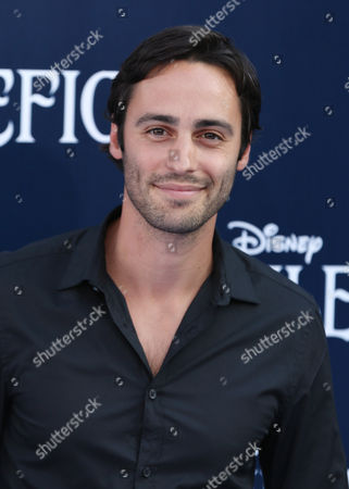"""Richard Brancatisano arrives at the world premiere of """"Maleficent"""" at the El Capitan Theatre, in Los Angeles"""