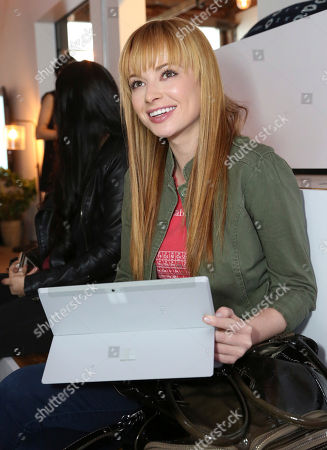"Ashley Rickards attends the ""Awkward"" live tweet event at The Microsoft Lounge, in Venice, Calif"