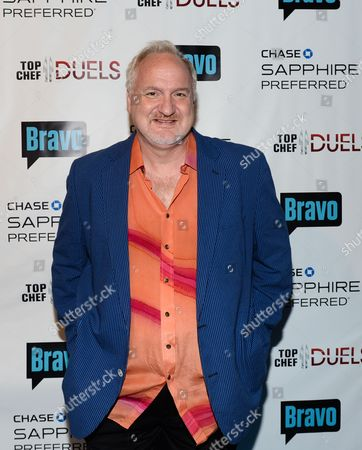 "Chef Art Smith participates in the ""Top Chef Duels"" Premiere Tasting Event, hosted by Chase Sapphire Preferred and Bravo, at the Altman Building, on in New York"