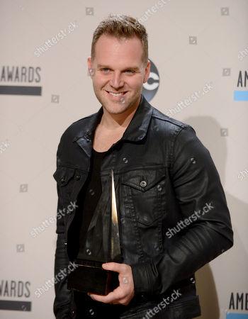 Editorial photo of 2013 American Music Awards - Press Room, Los Angeles, USA