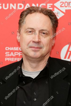 """Composer Mark Isham poses at the premiere of """"The Inevitable Defeat of Mister and Pete"""" during the 2013 Sundance Film Festival on in Park City, Utah"""