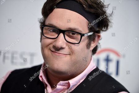Ari Stidham arrives at the 2014 PALEYFEST Fall TV Previews - CBS, in Beverly Hills, Calif