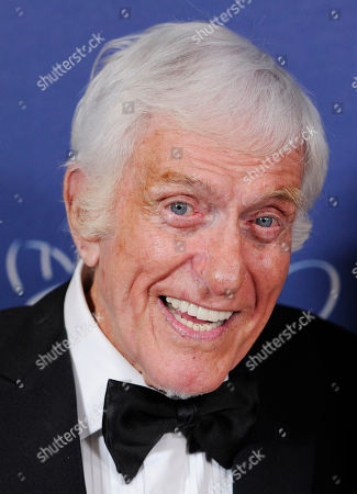 Prince Rainier III Award recipient Dick Van Dyke poses at the 2014 Princess Grace Awards Gala at the Beverly Wilshire Hotel, in Beverly Hills, Calif