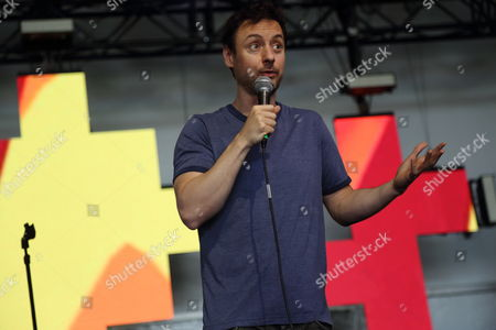 Kyle Dunnigan performs at The Sasquatch! Music Festival at the Gorge Amphitheatre, in George, Washington