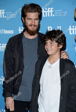 """Editorial picture of 2014 TIFF - """"99 Homes"""" Press Conference, Toronto, Canada"""