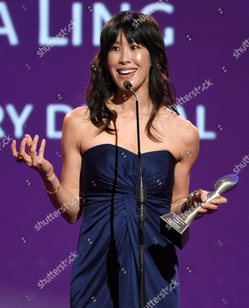 Editorial photo of 41st Annual Gracie Awards Gala - Show, Beverly Hills, USA