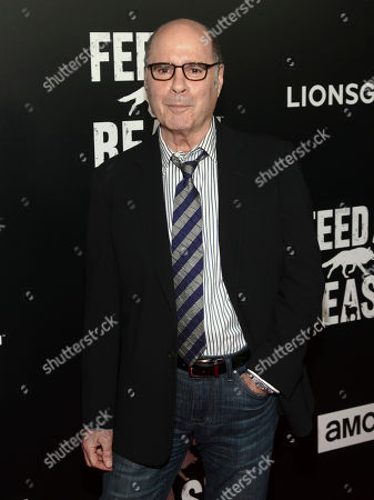 """Stock Image of Clyde Phillips attends the premiere screening of AMC's new series, """"Feed The Beast"""", at the Angelika Film Center, in New York"""