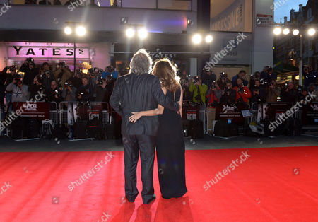 Paul Greengrass and Joanna Greengrass English film director Paul Greengrass (right) and wife Joanna Greengrass pose for photographers at the European Premiere of Captain Phillips during the 57th BFI London Film Festival in partnership with American Express at Odeon West End on in London