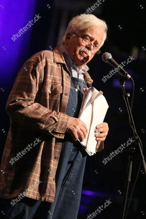 "Stock Picture of Van Dyke Parks performs at the Celebration Of The 60th Anniversary Of Allen Ginsberg's ""Howl"" at the Theatre at Ace Hotel, in Los Angeles"
