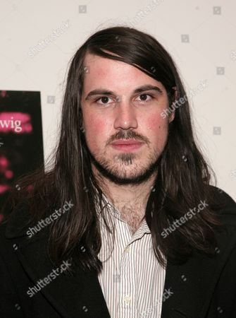 """Musician Brian Oblivion attends the premiere of """"Frances Ha"""" on in New York"""