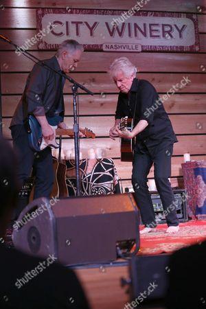 Editorial photo of Graham Nash in Concert - , TN, Nashville, USA